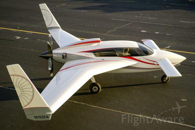 VELOCITY Velocity (N155FA) - Falcon Turbine br /Worlds first turbo-prop Velocity