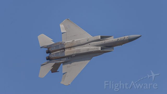 McDonnell Douglas F-15 Eagle (AFR76496)