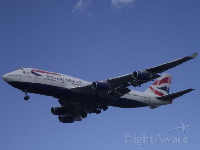 Boeing 747-200 (UNKNOWN) - taken july,12,2010