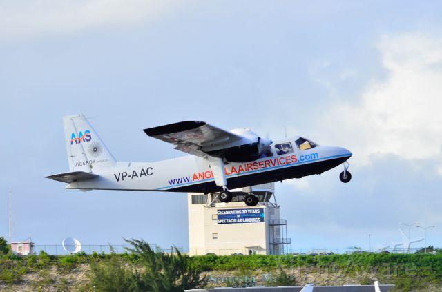 ROMAERO Islander (VP-AAC)