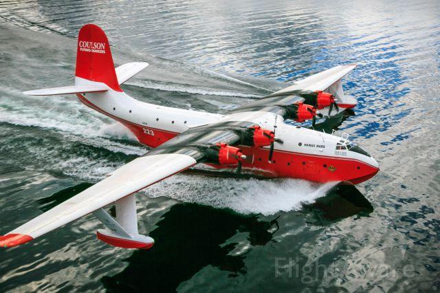 C-FLYL — - JRM Martin Mars from Goose