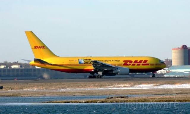 BOEING 767-200 (N656GT) - Rugby World Cup 2015 Official Logistics Partner titles