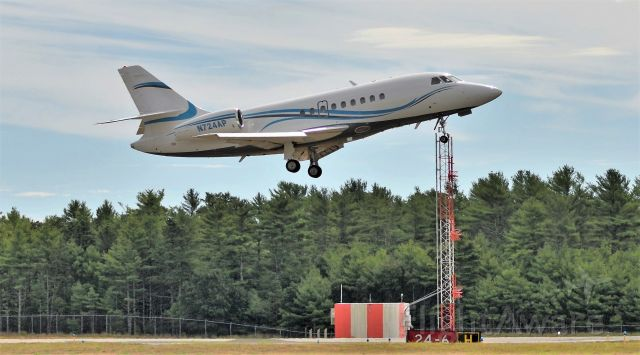 Dassault Falcon 2000 (N724AP)