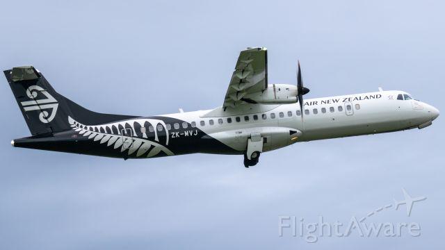 Aerospatiale ATR-72-600 (ZK-MVJ)