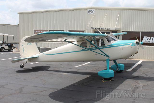 Cessna 140 (N140P)