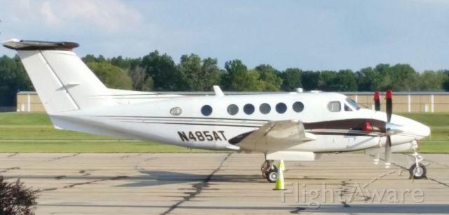Beechcraft Super King Air 200 (N485AT)