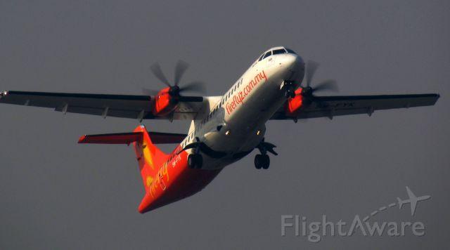 ATR ATR-72 (9M-FYK)