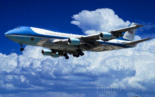 Boeing 747-200 (N29000)