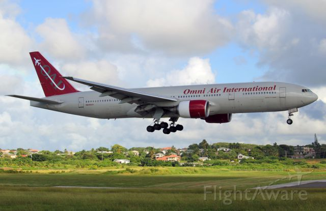 BOEING 777-300 (N846AX)