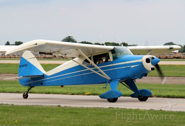 Piper PA-20 Pacer (N7022B)