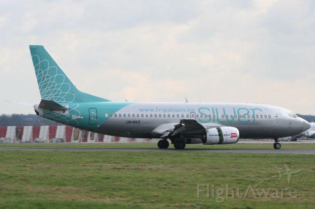 Boeing 737-700 (LN-KKZ)