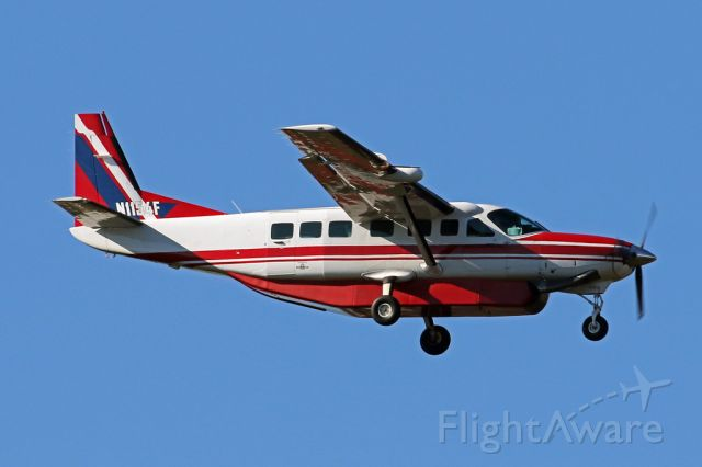 Cessna Caravan (N1154F) - 2004 CESSNA 208B<br />Fixed wing single engine <br />(12 seats / 1 engine)