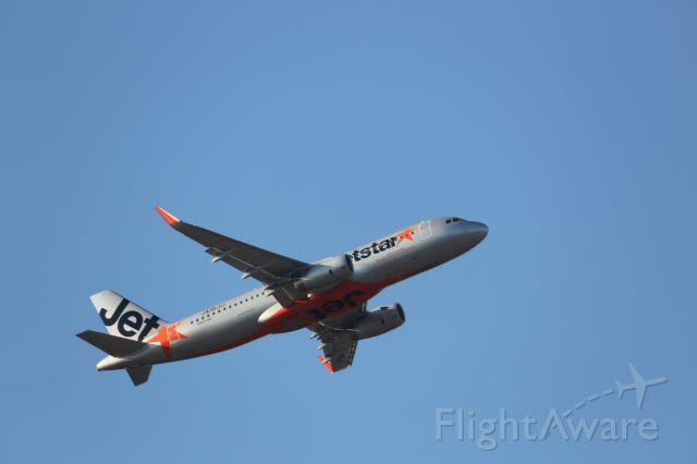 Airbus A320 (JA15JJ)