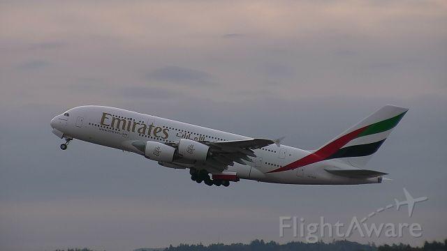 Airbus A380-800 (A6-EOZ)