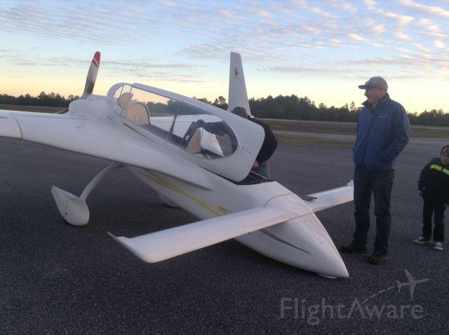 Experimental 100kts-200kts (N93RF)