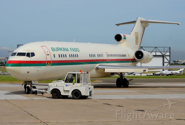 Boeing 727-100 (XT-BFA) - 27/07/2013<br />Burkina Faso Government
