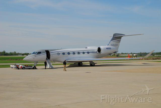 Gulfstream Aerospace Gulfstream G650 (N600G)