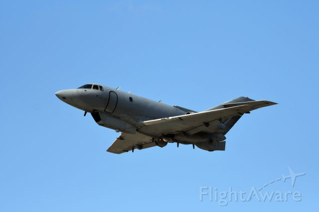 Raytheon Hawker 800 (25-8357) - ROKAF RC-800, reconnaissance version(This plane)