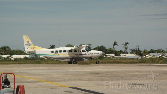 Cessna Caravan (V3-HGO)