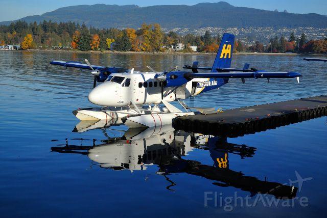 De Havilland Canada Twin Otter (C-GQKN)