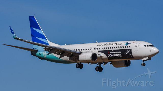 Boeing 737-800 (PK-GNU)