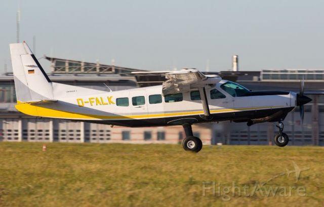 Cessna Caravan (D-FALK) - Cessna 208 Caravan