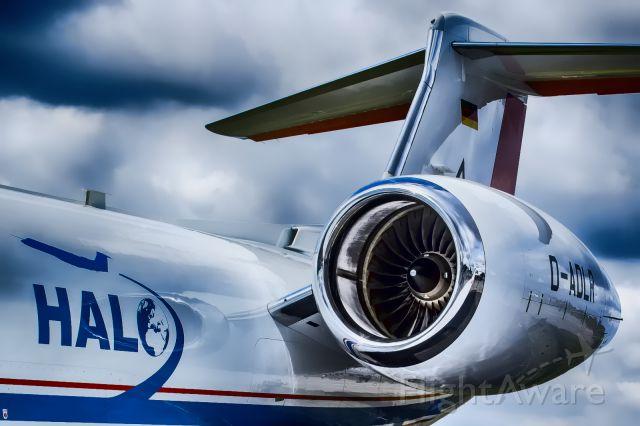 Gulfstream Aerospace Gulfstream V (D-ADLR)