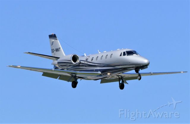 Cessna Citation Excel/XLS (OO-MMT) - Photo taken on May 10, 2021