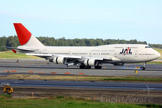 Boeing 747-400 (BON8089)