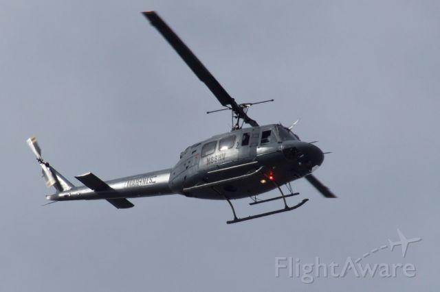 Bell VH-1 (N88HV) - Overflying Thousand Oaks, California