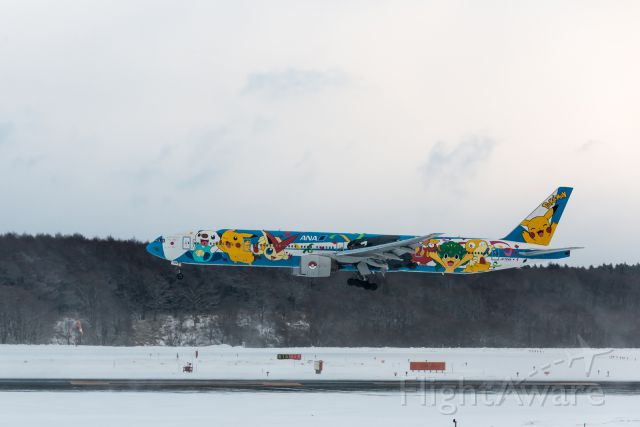 Boeing 777-200 (JA754A)