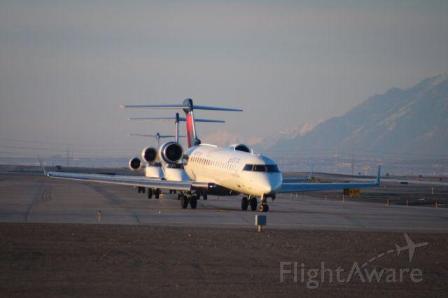 Canadair Regional Jet CRJ-700 (N607SK)