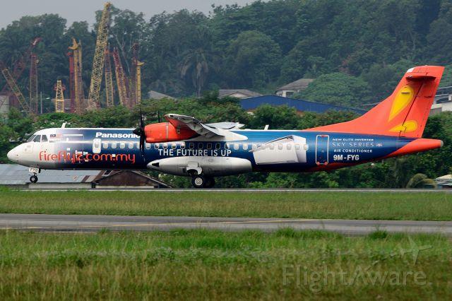 ATR ATR-72 (9M-FYG)