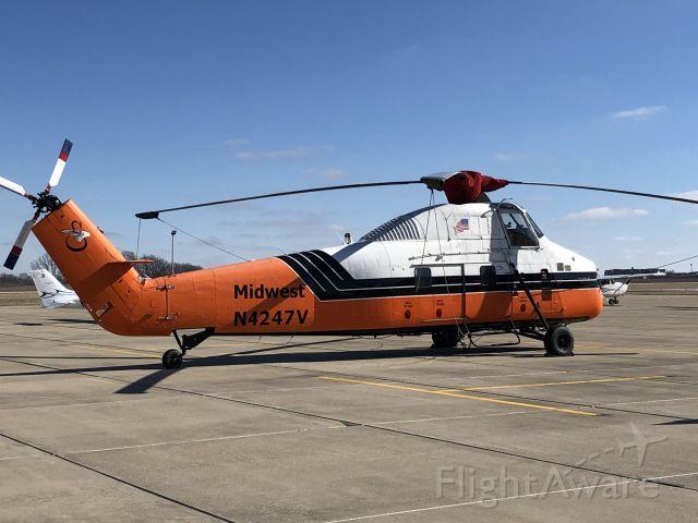 Aerospatiale Dauphin 2 (SA-365C) (N4247V)