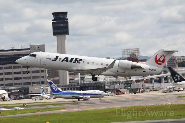 Canadair Regional Jet CRJ-200 (JA208J)