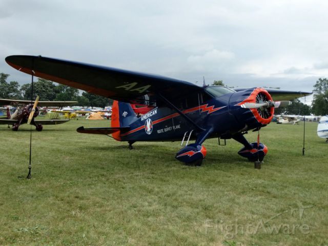 STINSON V-77 Reliant (N18407)