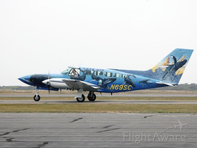 Cessna 402 (N69SC)
