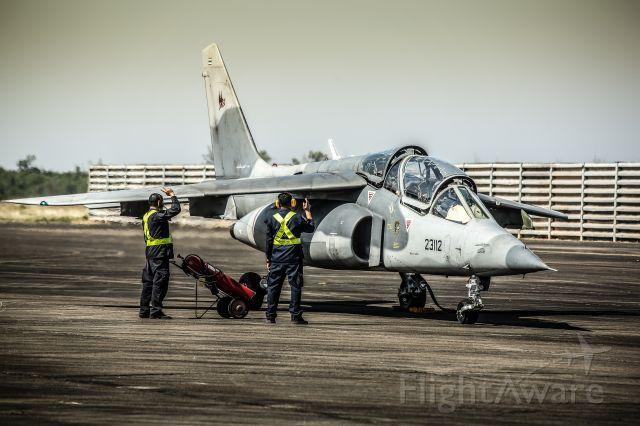 DASSAULT-BREGUET/DORNIER Alpha Jet (N23112)