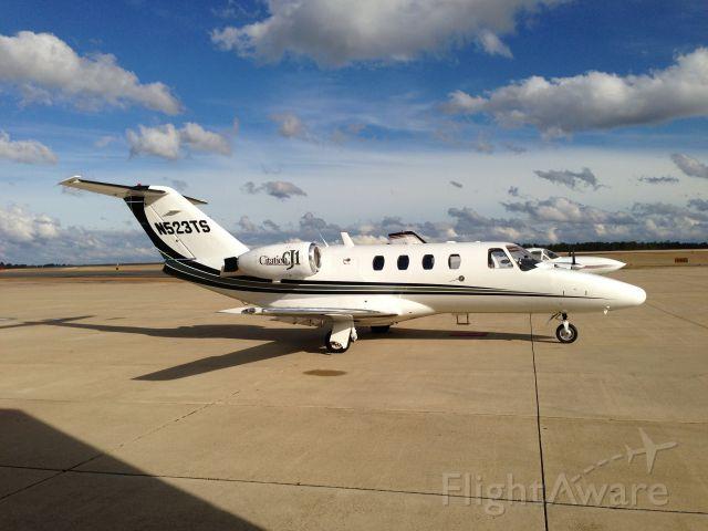 Cessna Citation CJ1 (N523TS)