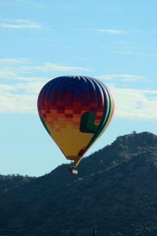 Unknown/Generic Balloon —