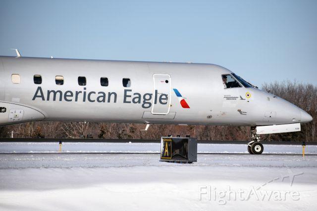 Embraer ERJ-145 (N646AE) - N646AE operating as PDT4806 to PHL