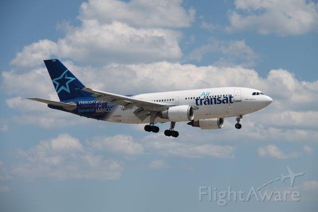 Airbus A310 (C-GTSN)
