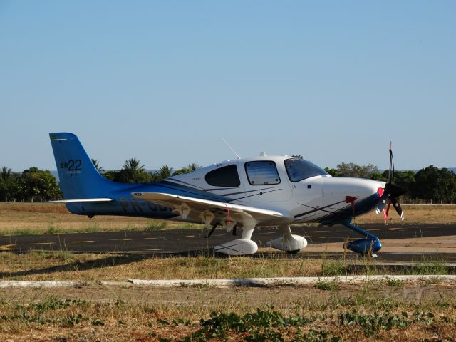 Cirrus SR-22 (PR-OBR) - Cirrus SR-22 Gran