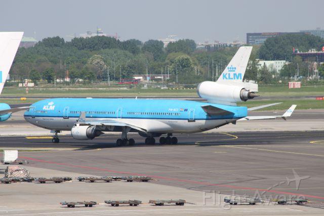 Boeing MD-11 (PH-KCI)