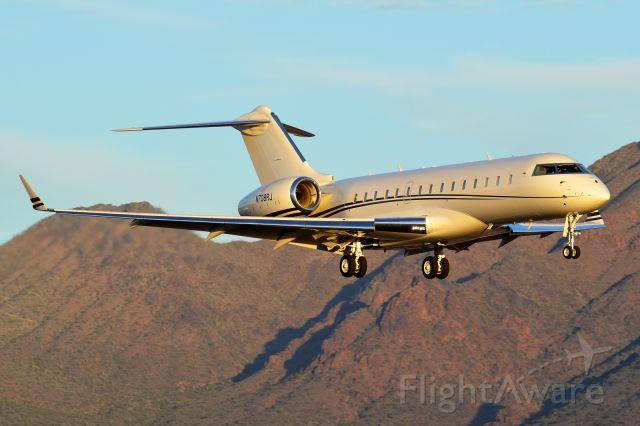 Bombardier Global Express (N708RJ)