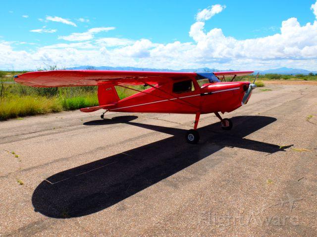 Cessna 120 (N77315) - Lill