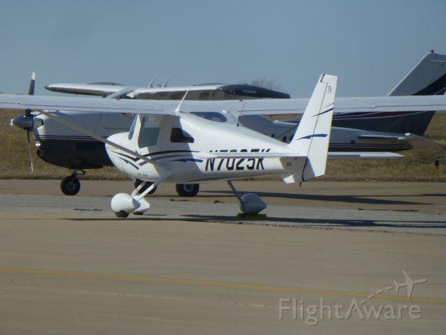 Cessna Skycatcher (N7025K)
