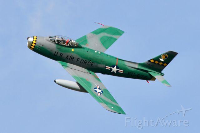 F-AYSB — - Canadair CL 13B Sabre Mk6