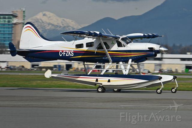 De Havilland Canada DHC-2 Mk1 Beaver (C-FZKS)