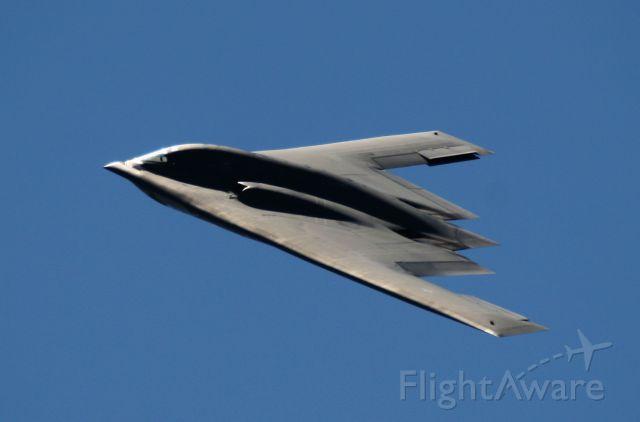 Northrop Spirit (90-0041) - Topside